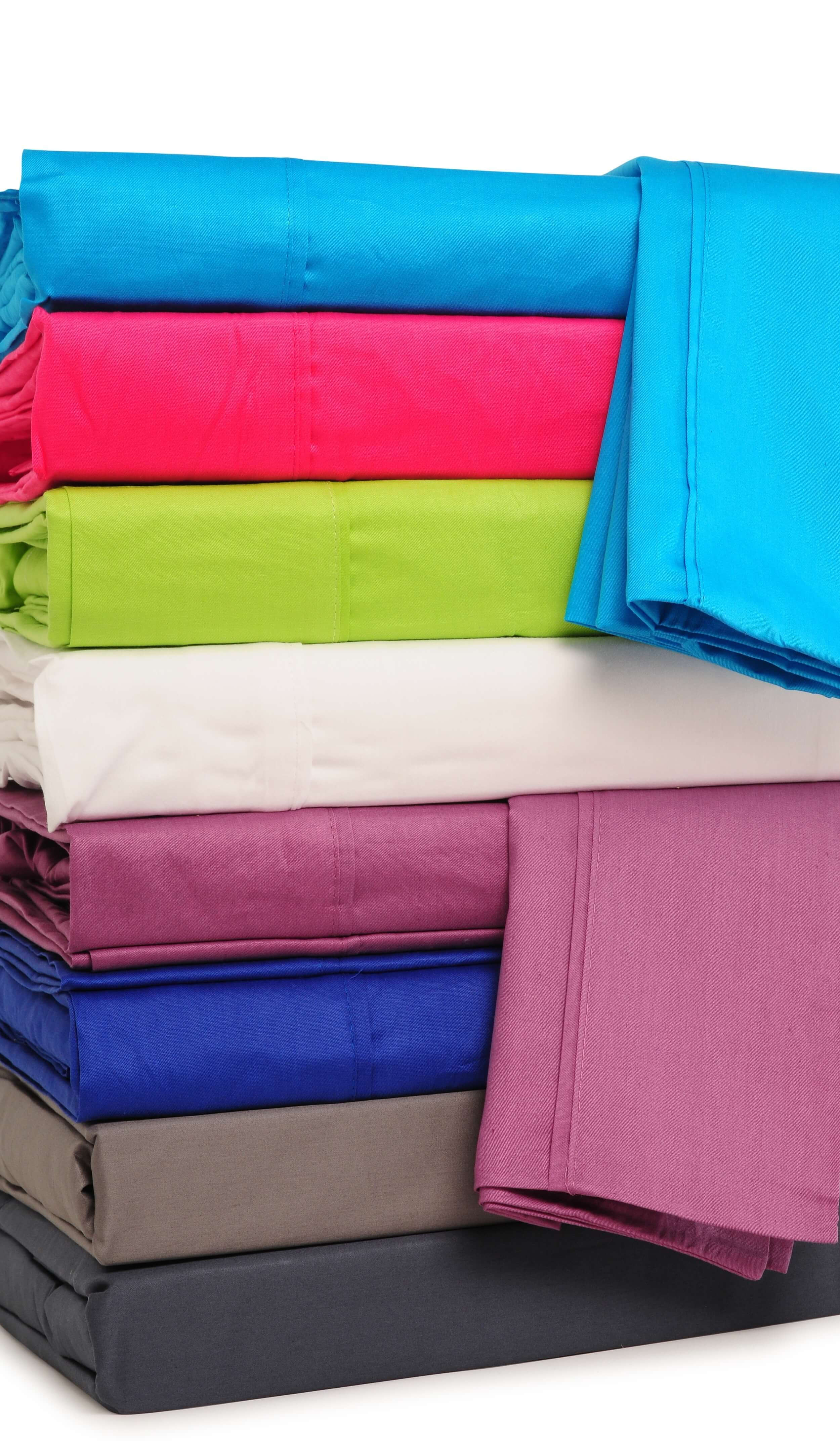 Knitted Fitted Bed Sheets